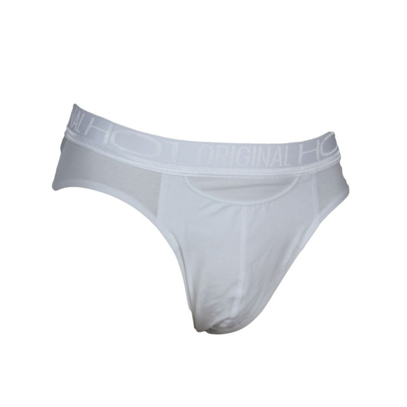 HOM HO1 Original New Mini Slip Brief White