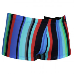HOM Zwembroek Boxer Beach Fun Marine Rio Multi Colour