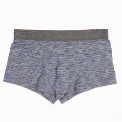 HOM H01 Boxershorts Cool Grey