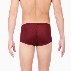 HOM Trunk Arabesque Bordeaux