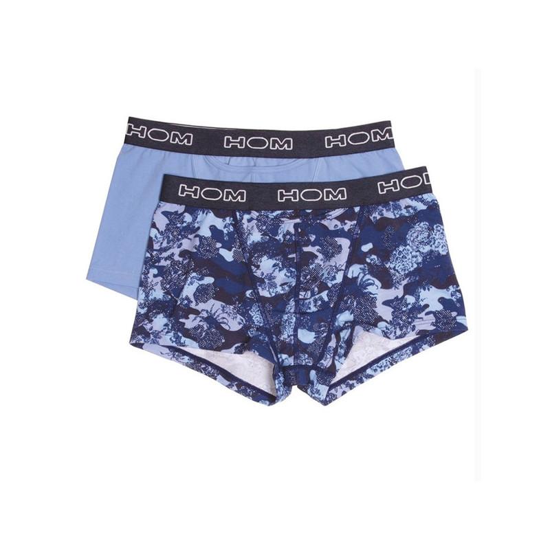 HOM H01 Boxerlines MultipleColors Katmandu 2Pack Boxer shorts