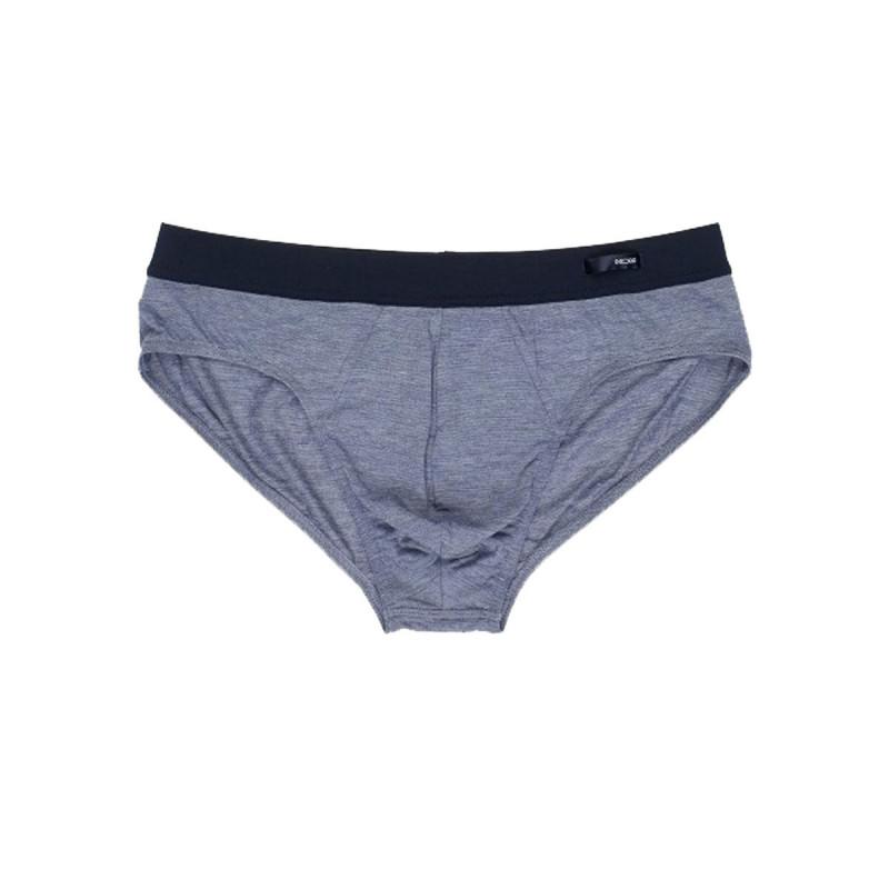 HOM Slip Comfort Mini Brief Gallant Jeans Blue