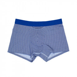 HOM H01 Boxer Brief Topaz Navy White