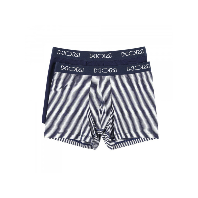 HOM Boxerlines 2P Long Boxer Brief Croisiere 2