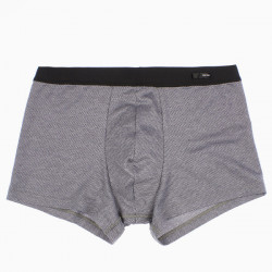 HOM Comfort Boxer Brief Caviar Polyesther Modal