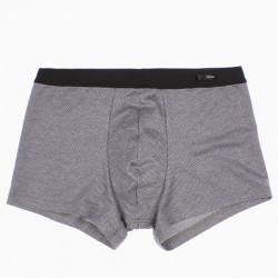 HOM ho1 date Comfort Micro Letter Black Premium Cotton Modal