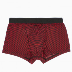 HOM HO1 Simon Boxer Brief Black Red