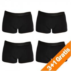 Hom Classic Maxi Zwart 4 pack 3+1 gratis