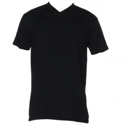 Hom Hilary V-shirt black